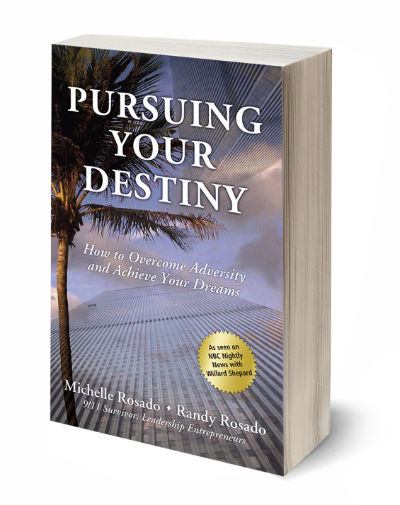 Click here to buy Pursuing Your Destiny