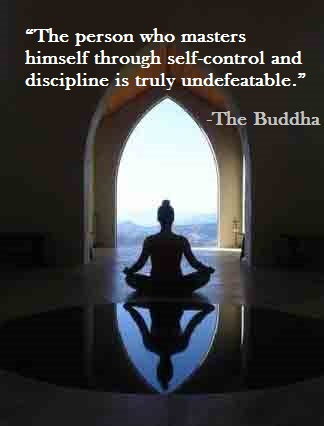 buddha self discipline quote